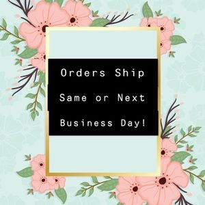 Other - Same Day/One Day Shipping!!
